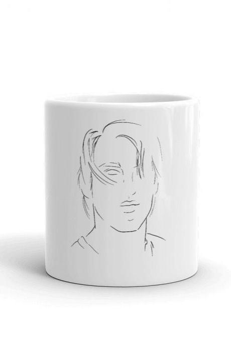 As You Wish Wesley Minimalist Inspired Mug