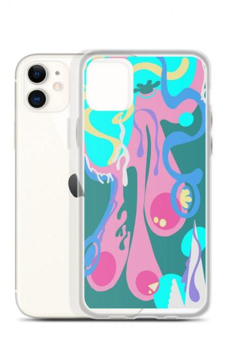 Drippy - Funky iPhone Case