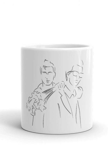 The Smiths Minimalist Mug